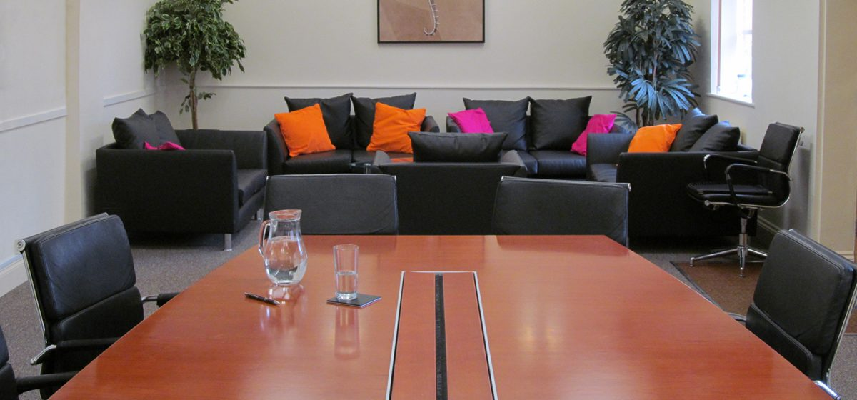 conference suite available to hire book online